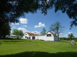Brusna Farmhouse, Lhenice