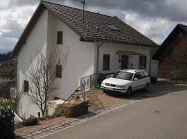 Haus Landblick, Zell im Wiesental (Kleines Wiesental yakınında)