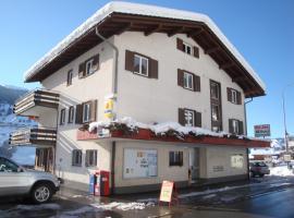 Hotel Old-Jnn, Saas (Küblis yakınında)