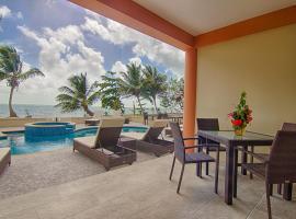 Beaches and Dreams Boutique Hotel, Hopkins (Coco Plum Cay yakınında)