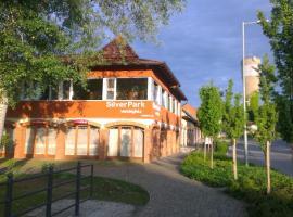 Silver Park Vendégház, Berettyóújfalu (рядом с городом Mezőpeterd)