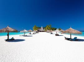 Veligandu Island Resort & Spa, Атолл-Расду