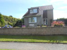 Rose Villa Bed and Breakfast, Forfar