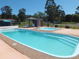 Merimbula Lake Holiday Park, Pambula