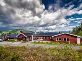 Per Gynt Lodge, Vinstra (рядом с регионом Гала)