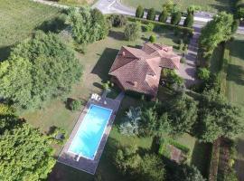 Villa Beretta, Percoto (Tissano yakınında)