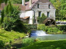 Moulin de Mombreux, Lumbres