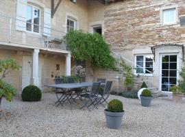 Douceur de Vigne Maison d'Hotes, Клессе (рядом с городом Saint-Martin-Belle-Roche)