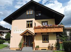 Haus Kremser, Bad Kleinkirchheim (Zirkitzen yakınında)