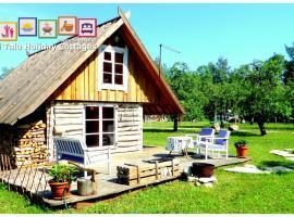 Torni Talu Holiday Cottages, Pulli (Taaliku yakınında)