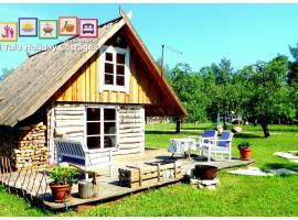 Torni Talu Holiday Cottages, Pulli (Haapsu yakınında)