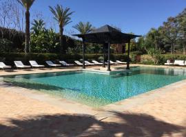Villa 1001 nuits, Marrakesz
