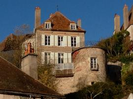 La Maison Févret, Semur-en-Auxois (рядом с городом Villars-et-Villenotte)