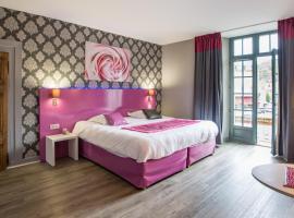 Hotel Le Turenne, Больё-сюр-Дордонь