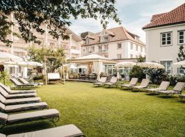 Mühlbach Thermal Spa & Romantik Hotel, Бад-Фюссинг