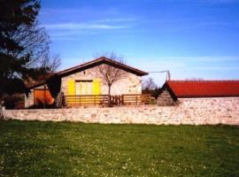 La maison d'Audiard, Estublac (рядом с городом Varennes-Saint-Honorat)
