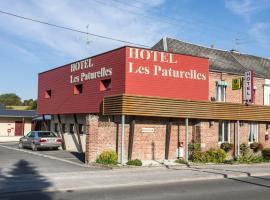 Les Paturelles, Avesnelles (рядом с городом Saint-Aubin)