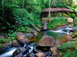 Pousada Fazenda do Mel, Visconde De Maua (Mirantão yakınında)