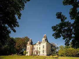 Hôtel Château de la Marlière, Fourmies (рядом с городом Wignehies)