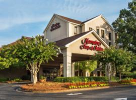 Hampton Inn & Suites Greenville/Spartanburg I-85