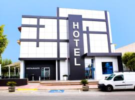 Hotel Villa Ceuti, Ceuti (рядом с городом Молина-де-Сегура)