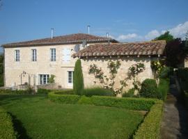 Le Manoir Aux Claux, Estramiac (рядом с городом Homps)