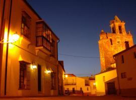 Casa Rural y Restaurante Casa Adriano, Alanís