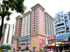 Zhongshan Xinghui International Apartment, Zhongshan (Shalang yakınında)