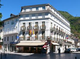 Hôtel Panoramic, Баньер-де-Люшон