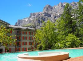 Hôtel Les Sources des Alpes, Leukerbad