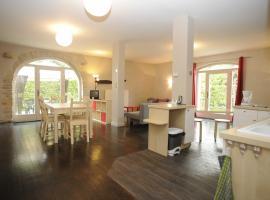 Appartement La Poulotte, Couchey (рядом с городом Жевре-Шамбертен)