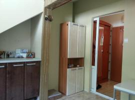 Quiet, Private, Top Floor Studio, Yukarı Cuma (Stob yakınında)