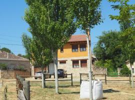 Casa Triviño, Castroserna de Arriba (рядом с городом Tanarro)