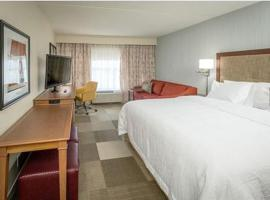 Hampton Inn and Suites Minneapolis University Area, MN, Minneapolis