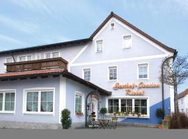 Hotel Gasthof Pension Riebel, Etzenricht (Pirk yakınında)