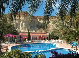 Apartamentos Oasis de las Palmeras, Bolnuevo (Ifre-Pastrana yakınında)