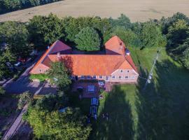 Familiehuis Boysen, Ribe (Gørding yakınında)