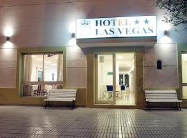 Las Vegas Hotel Termal, Termas de Río Hondo