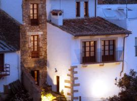 Casa Rural Canchalejo, Montánchez (Alcuéscar yakınında)