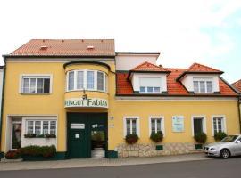 Gästezimmer Fabian, Oggau (Oslip yakınında)