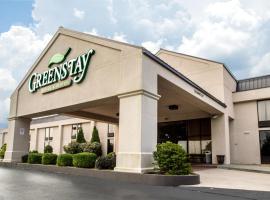 Greenstay Hotel & Suites, Springfield (in de buurt van Strafford)