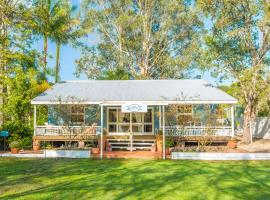 Celestial Dew Guest House, Day Spa, Retreat, Tyalgum