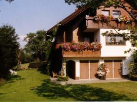 Pension Rosina Kreuzthaler, Sankt Peter am Kammersberg (Althofen yakınında)