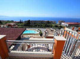 Mediterranean Dream Apartment, Pizzo (Maierato yakınında)