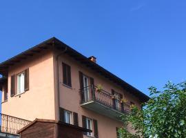 Casa del nonno, Laveno-Mombello