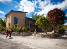 The Three Towers Eco House & Organic Kitchen, Loughrea (рядом с городом Drumkeary)