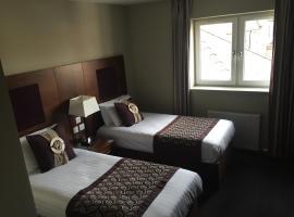Buchan Hotel, Ellon (рядом с городом Inkhorn)