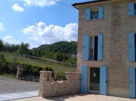 Casa Daisy, Castelcucco (Berdekatan Paderno del Grappa)