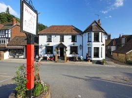 The Plough Inn, 도킹