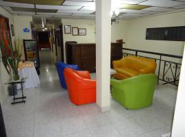 Hotel Mirador Del Lago, Calima (Calimita yakınında)